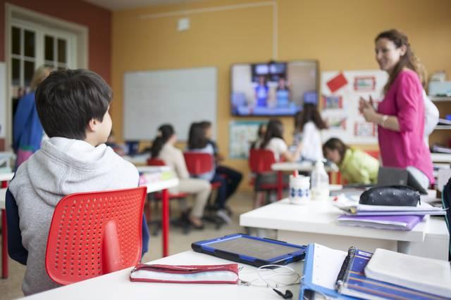 Colegio San Gabriel – Primer colegio Flipped de España